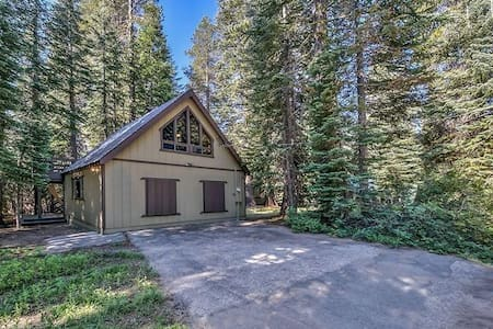 Headwater Hideaway - Echo Summit - Cabin