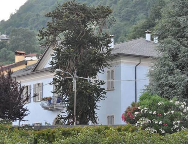 Foresteria Lombarda Villa Annamaria B&B - Domaso - Bed & Breakfast