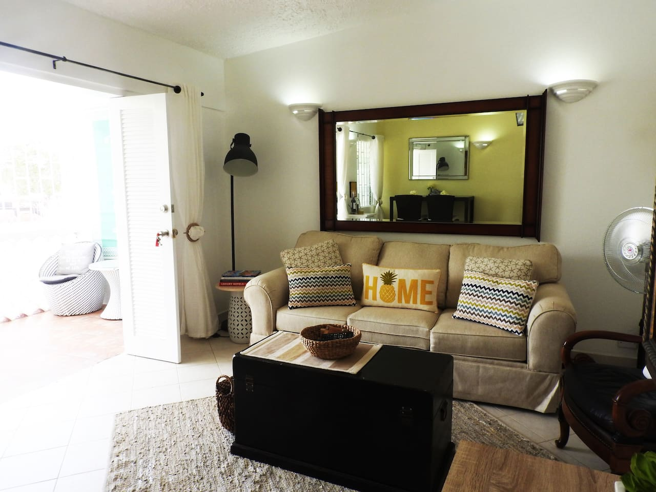 SEABREEZE CONDO IS HAPPY TO WELCOME YOU TO BARBADOS!