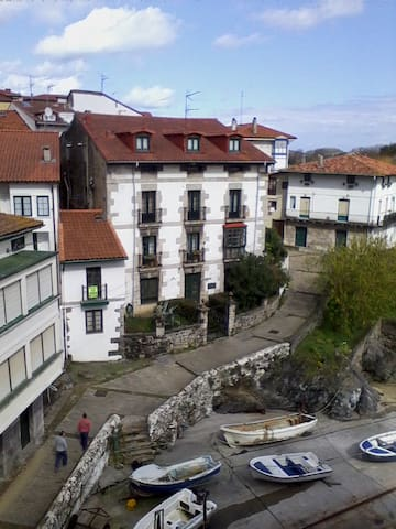 """Appartment in the Port of Mundaka"" - Mundaka - Wohnung"