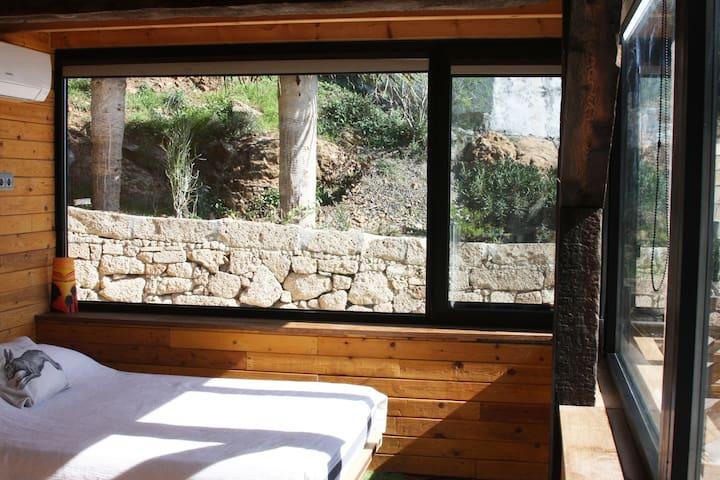 A. Habitación privada en finca Tenerife Sur