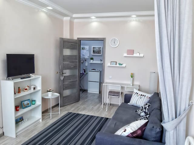 Modern clean and comfortable apartment, Astana