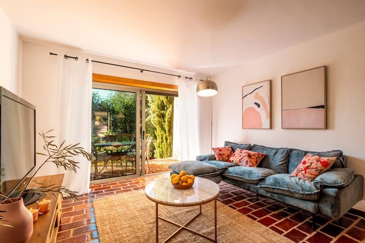Country chic duplex in Algarve