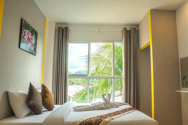 Monthly - Comfort Double Room by The Sun Flower