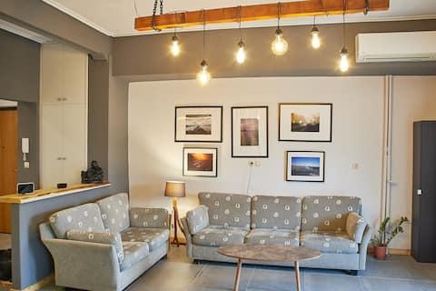 ART Luxury Designer Apartment in Drama