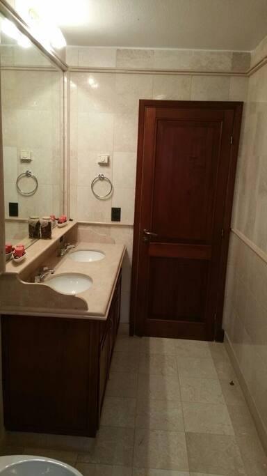 Baño en suite 4,50 m2