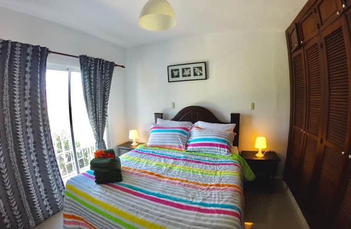 Apartamento playero, en Los Corales Punta Cana