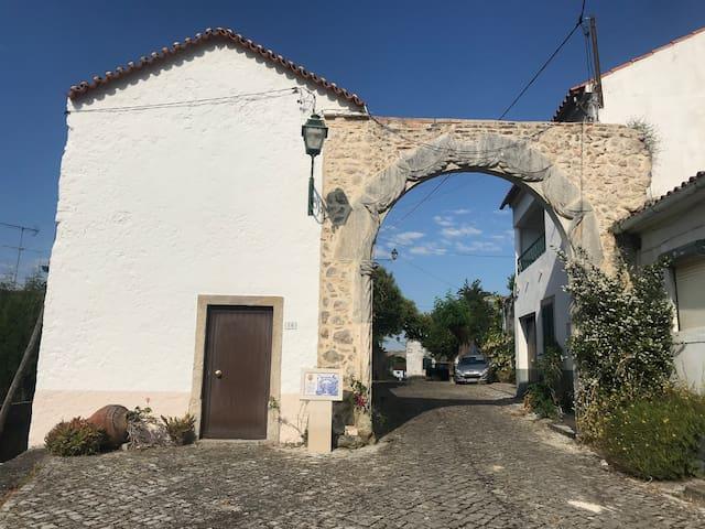 Casa do Arco, descanso e reflexão