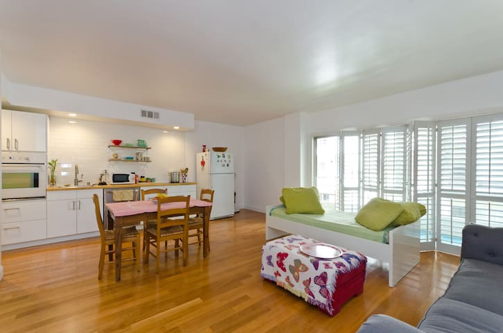 Beautiful 1 bedroom condo