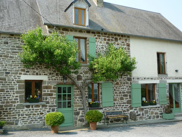 La Thiaumerie - Chambes d'hotes/B&B - Saint-Louet-sur-Vire