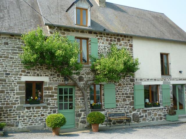 La Thiaumerie - Chambes d'hotes/B&B - Saint-Louet-sur-Vire - Bed & Breakfast