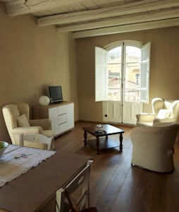 Elegante appartamento con terrazza - Iglesias - Lägenhet