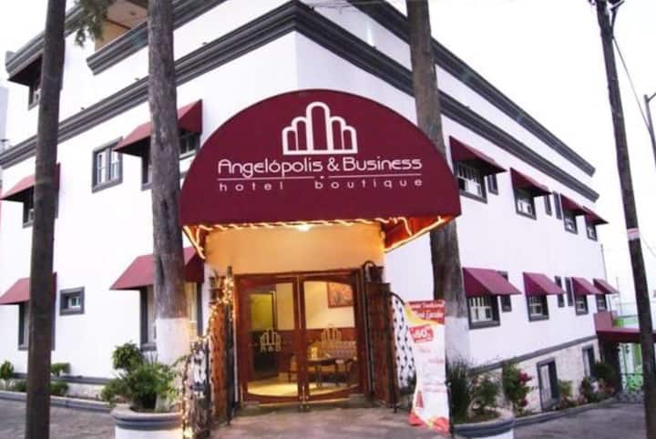 Hotel Boutique Angelopolis & Business Gradúate !!!