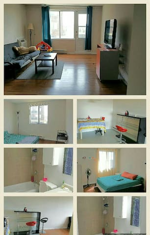 amazing appartement to rent - Gatineau - Huoneisto
