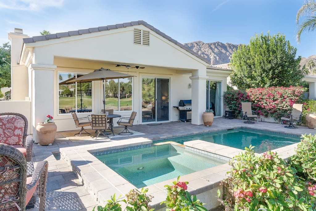 Welcome to your home in La Quinta! Professionally managed by TurnKey Vacation Rentals.