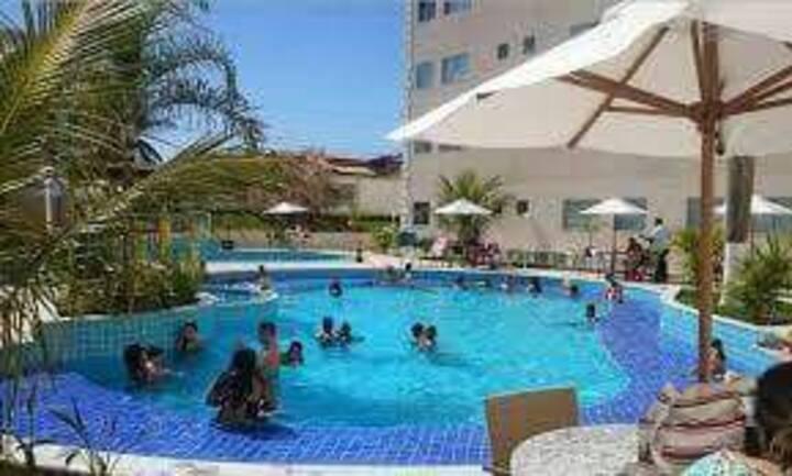 Apartamento Caldas Novas Resort Encontro das Àguas