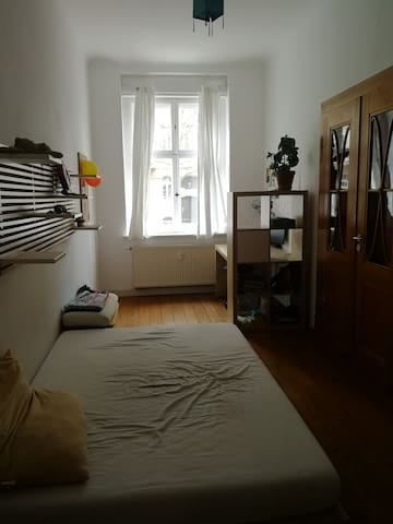 Comfortable room in the center-north of Leipzig