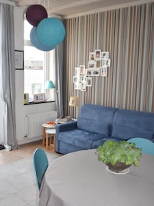Appartement douillet - De Haan - Apartment