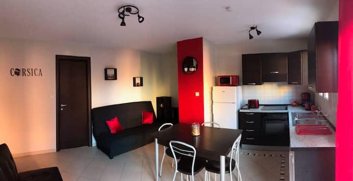 Appartement T2 Lozari - Corse