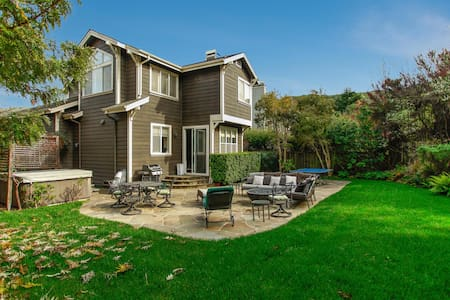 Beautiful Marin Home w/Hot Tub - Corte Madera