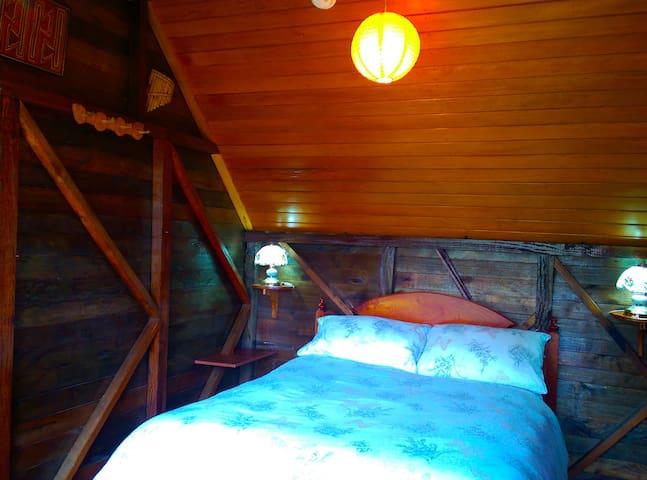 Main Bedroom - the Eagle's Nest - Vilcabamba