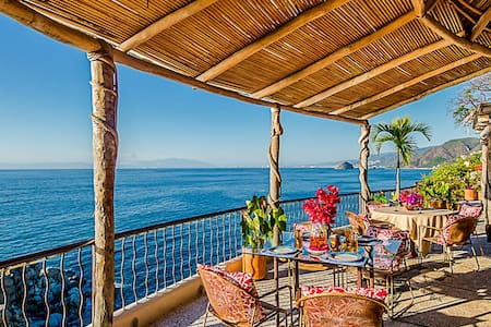 Villa Mia 12 Bedrooms: 107455 - Boca de Tomatlan - Villa