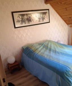 Chambres à la campagne avec sdb privée - Saint-Augustin - Rumah
