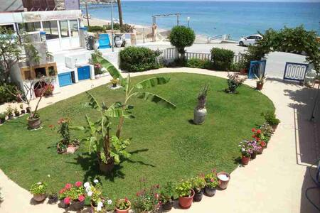 Apartment for 2 Stegna, 30m from beach, sea view - Stegna - アパート
