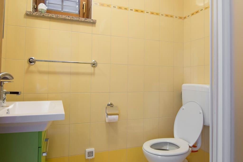 Double room 5 bathroom
