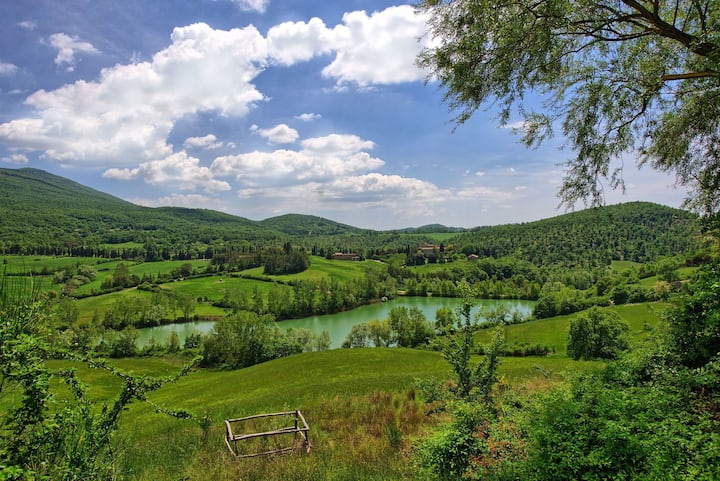 Villa Banditaccia - Country Villa Rental in Orcia Valley
