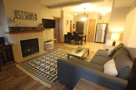 Relax and Play at the Lodges at Canmore