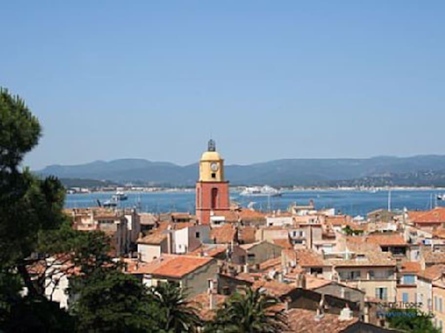 Nearby Saint Tropez