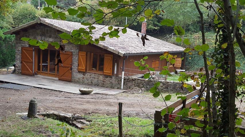 Belle maison en plein coeur du haut - Les Ardillats - Casa