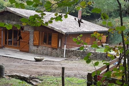 Belle maison en plein coeur du haut - Les Ardillats - บ้าน