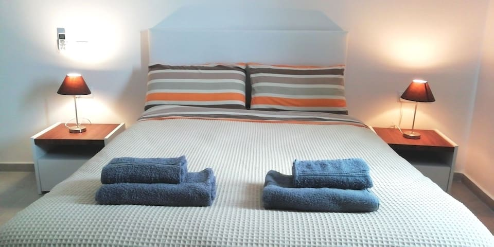 MC Double bedroom with ensuite