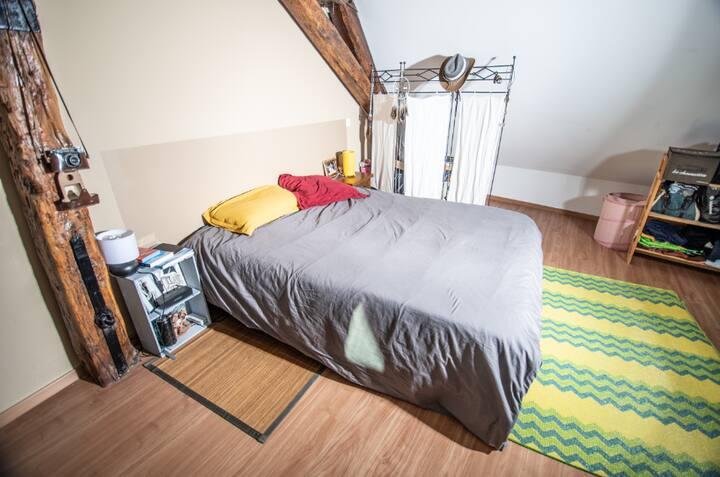 Charmant appartement avec vue vieille ville Vauban