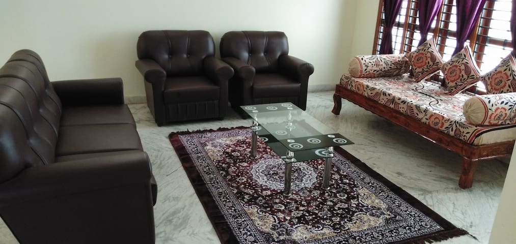 A/c Room - Duplex house (Private Room)