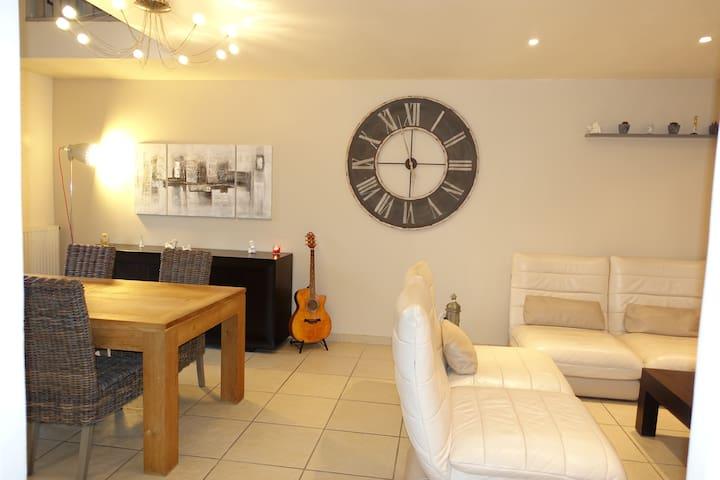 Maison confortable à 2 pas de Rouen - Saint-Léger-du-Bourg-Denis - Haus