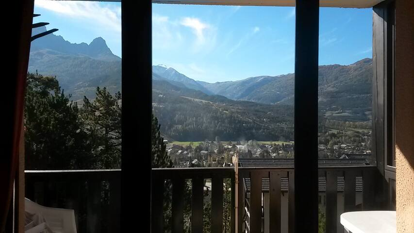 Appartement haut de vallée