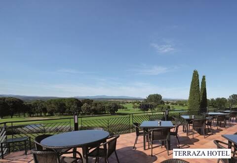 Habitación en Golf Torremirona