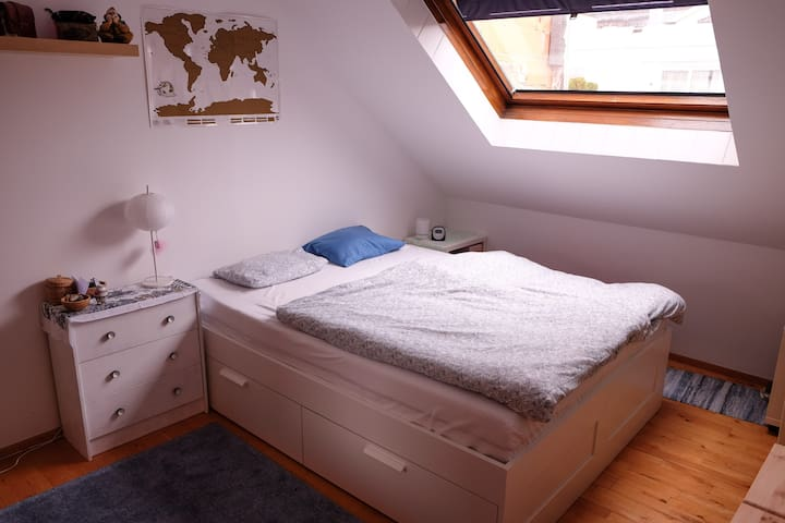 Nice appartment for 2 near central station - München - Appartement
