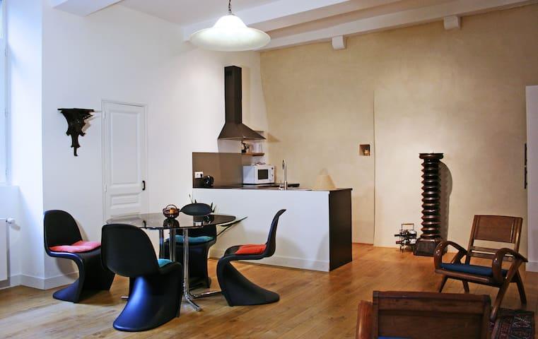 Appartement Arty coeur historique