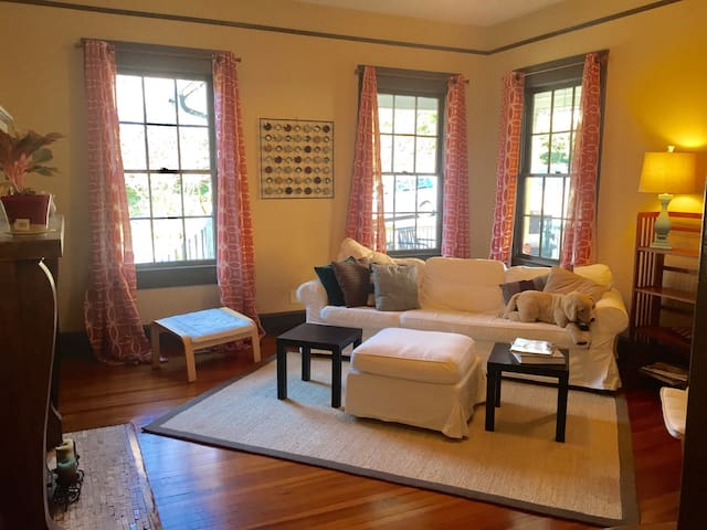 Charming Historic West End 2 BR 2 BA downtown!