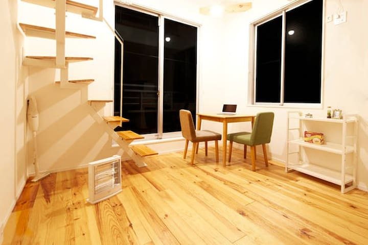 Relaxing Place/Free WiFi/Shibuya One Stop/Clean - Setagaya-ku - Apartment