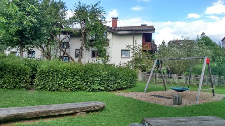 "Haus Ruf ""Apartment mit Balkon"""