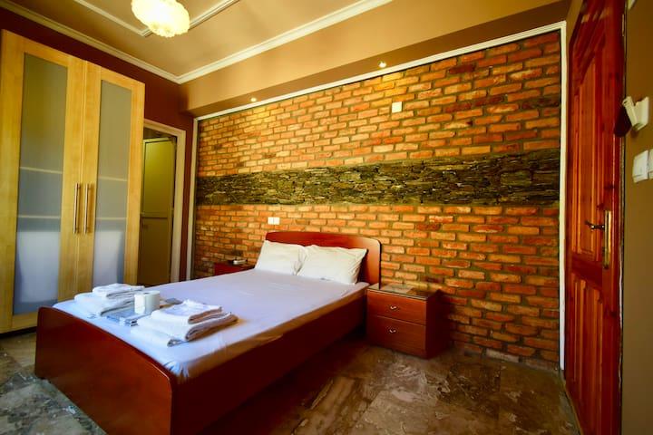 Double Room With Garden View (Pfaffen Haus)