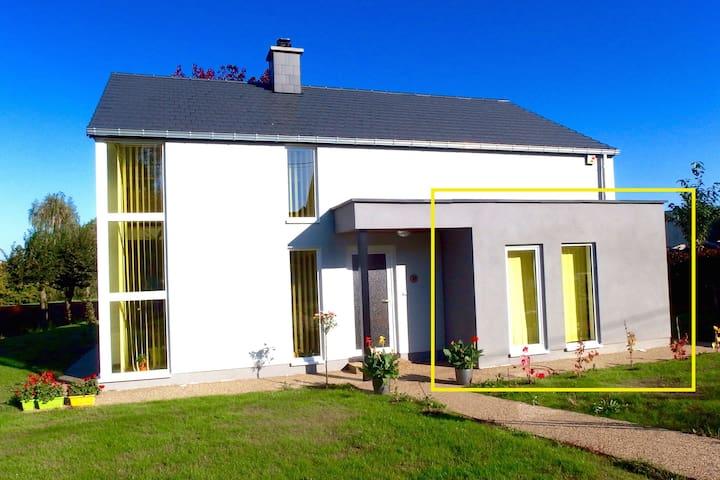 Studio au coeur de la Famenne ! Construction 2015