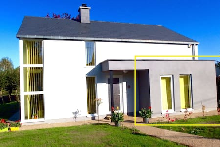 Studio au coeur de la Famenne ! Construction 2015 - Marche-en-Famenne - Pis