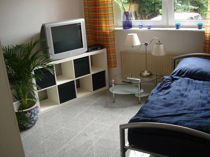 Erdgeschoss 2 Zimmer Apartment