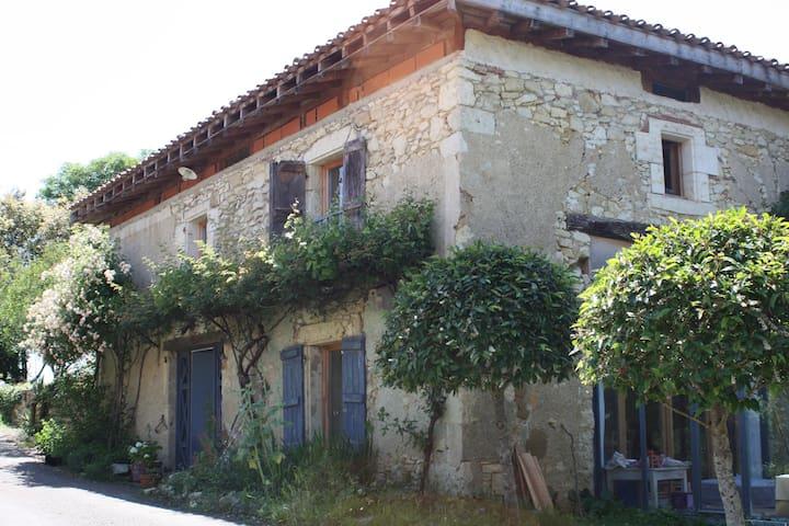 Maison de campagne - Ordan-Larroque - Talo